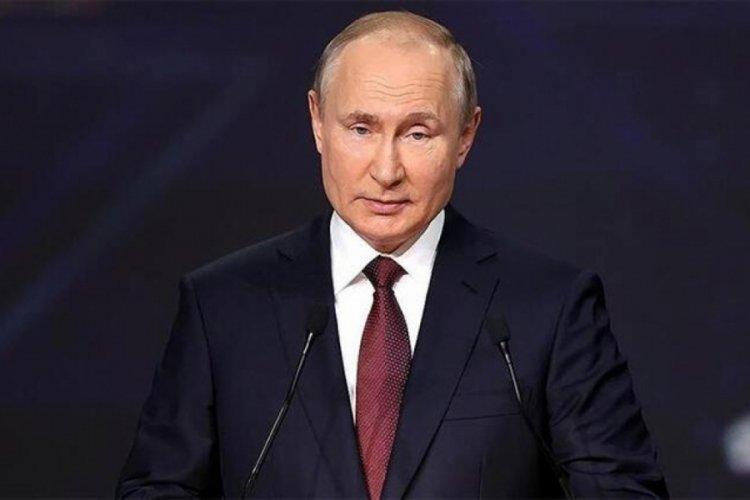 Vladimir Putin: Rusya, Avrupa'ya Soğuk Savaş döneminde bile gaz tedarik etti