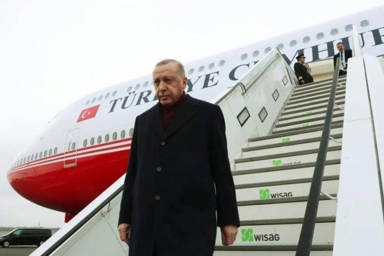 Cumhurbaşkanı Erdoğan'dan 3 Afrika ülkesini ziyaret edecek
