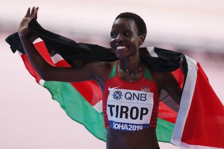 Atlet Agnes Tirop evinde ölü bulundu