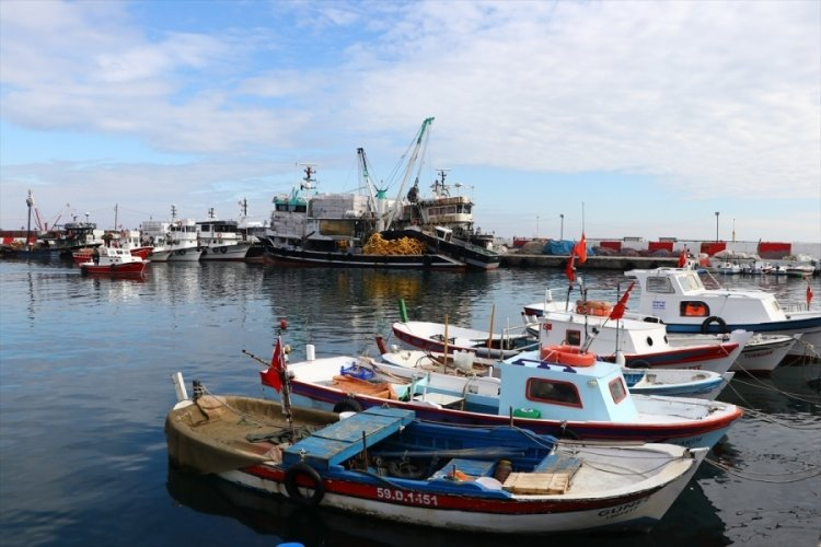 Marmara Denizi'nde poyraz etkisini yitirdi