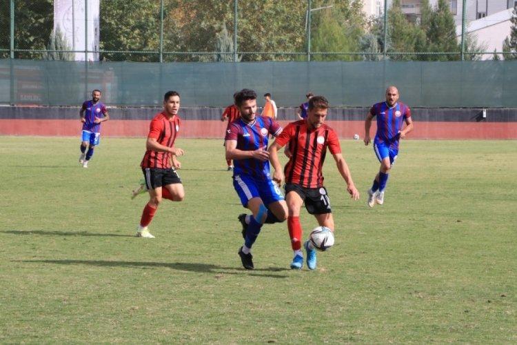 Karbel Karaköprüspor - Çankaya Futbol Kulübü: 0-0