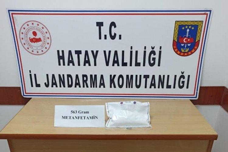 Hatay'da uyuşturucu operasyonunda 2 tutuklama!