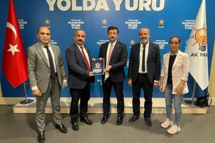 AK Parti'li Hamza Dağ'dan 'sosyal medya düzenlemesi' açıklaması