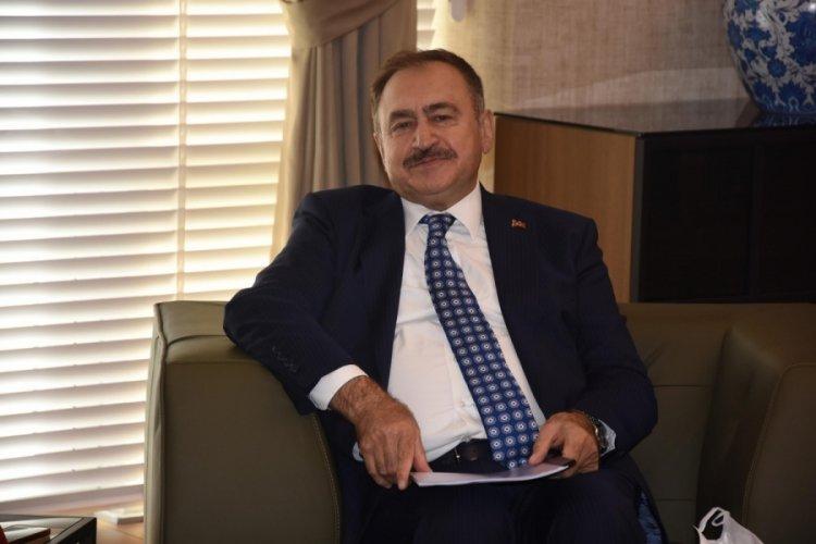 Veysel Eroğlu: Türkiye'nin küresel iklim değişikliğindeki cürmü çok az
