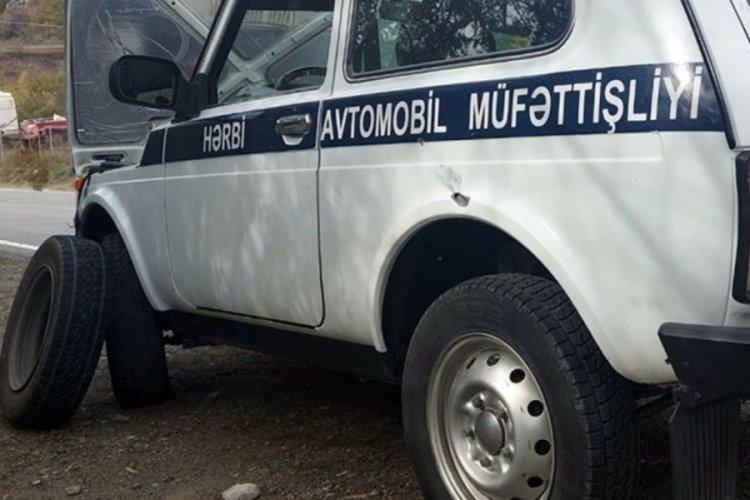 Ermeni silahlı grupları Azerbaycan'a ait konvoya ateş açtı