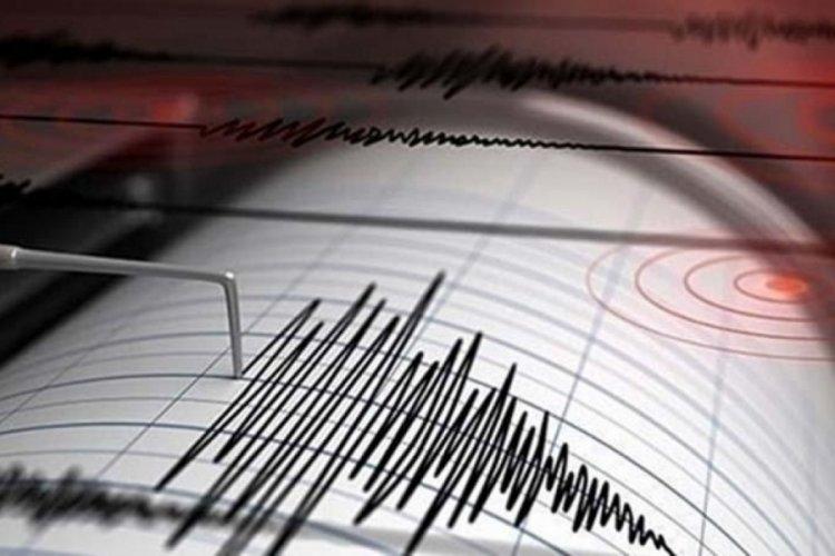 Bilecik'te 3 şiddetinde deprem!