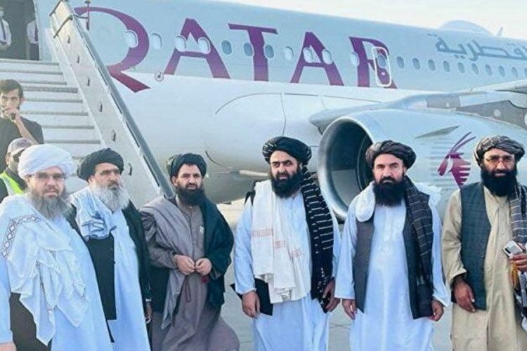 Taliban'dan AB ve ABD'ye tehdit!