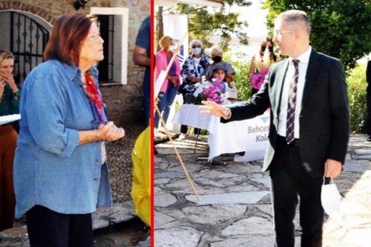 Cevat Şakir'in anma töreninde kriz yaşandı