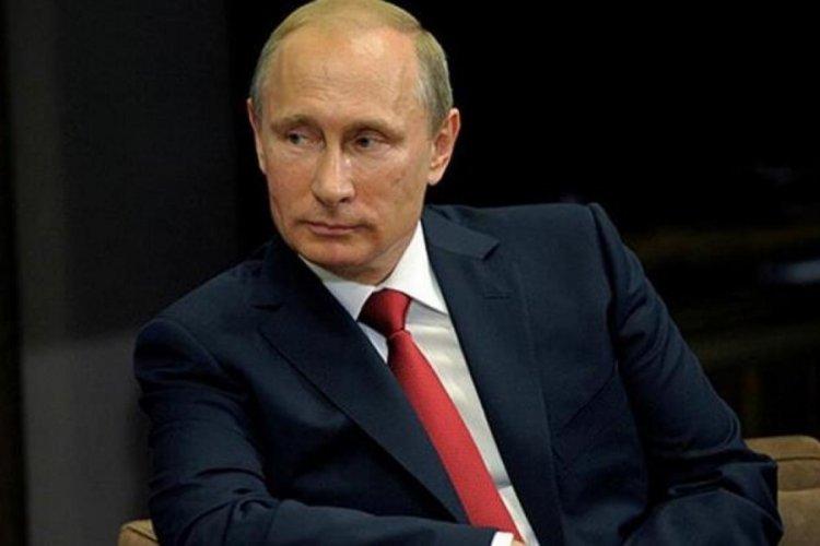 Vladimir Putin: Sputnik V aşısı sayesinde koronavirüse yakalanmadım