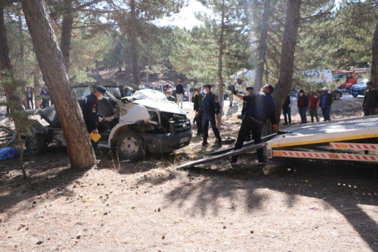 Afonkarahisar'da 5 öğrencinin öldüğü feci kazada yeni iddialar