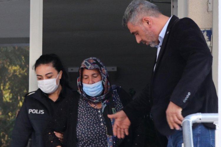 4 yıl cezayla aranan 67 yaşındaki kadın yakalandı