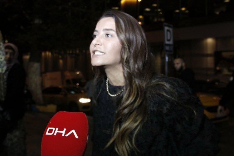 İstanbul Taksim'de polis noktasındaki taksiciye küfür eden kadın gözaltına alındı
