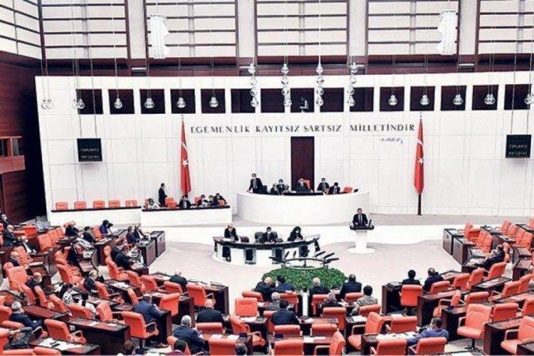 Vergi kanunlarına ilişkin teklif Meclis'te