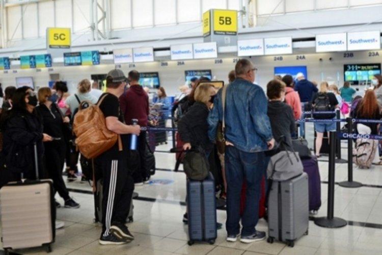 ABD'de 2 binden fazla uçuş iptal oldu