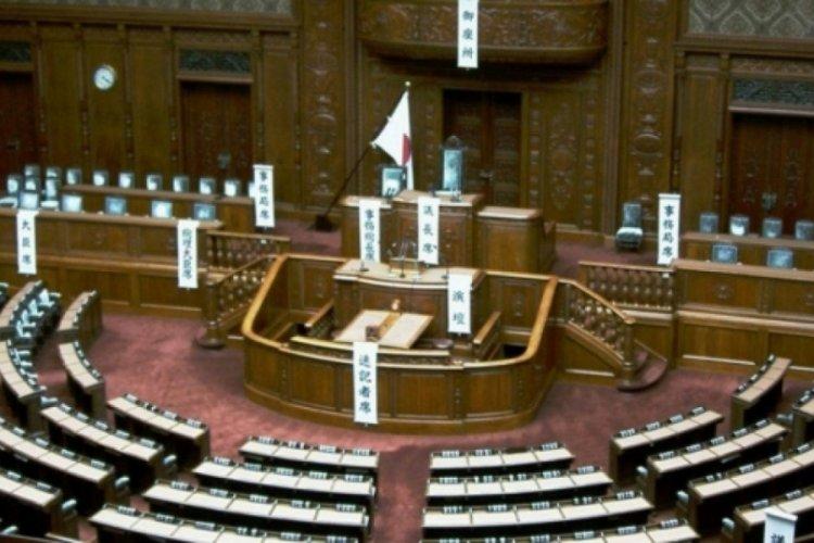 Japonya'da Temsilciler Meclisi feshedildi