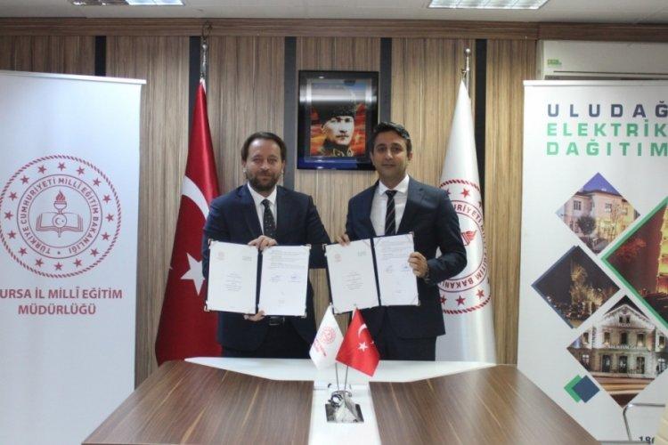 Bursa'da mesleki ve teknik eğitimde iş birliği protokolü