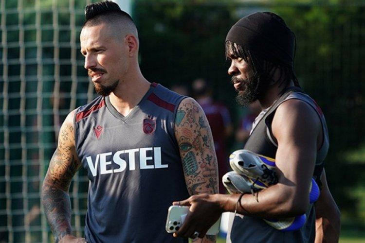 Trabzonspor'da Hamsik kararı
