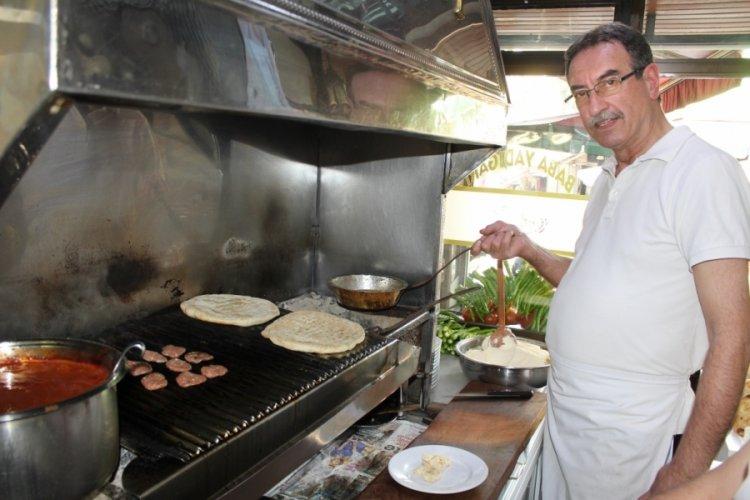 Bursa'nın meşhur lezzetinin sırrı meşe kömüründe