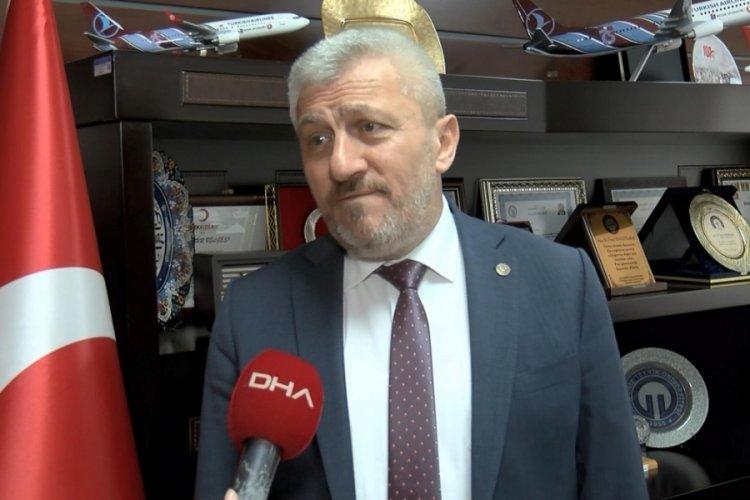 Bursa Sağlık Müdürü Yavuzyılmaz vaka sayısıileaşılanma oranınıaçıkladı