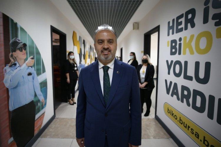 Bursa Büyükşehir Belediyesi'nin istihdam ofisi 2 ayda 1000 kişiyi iş sahibi yaptı