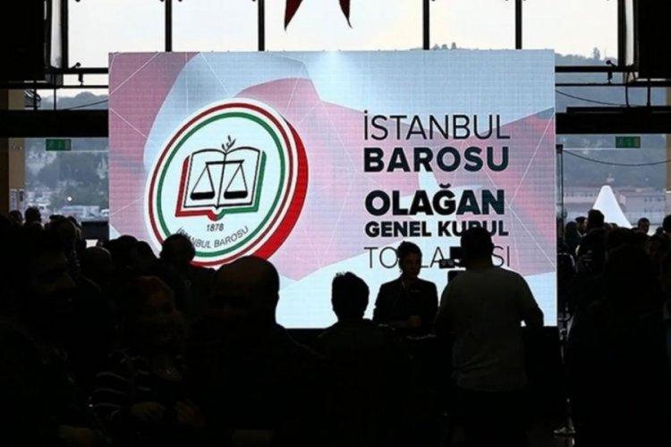 İstanbul Barosu 3 yıl sonra 7 adayla yeni başkanını seçiyor