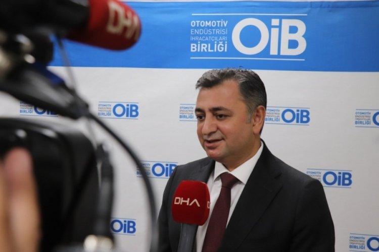 Bursa OİB Başkanı Çelik: Çip sorunu 2021'in ikinci ve üçüncü çeyreğinde derinleşti