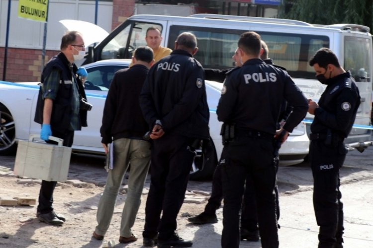 Kayseri'de tartıştığı bacanağını sokak ortasında vurdu