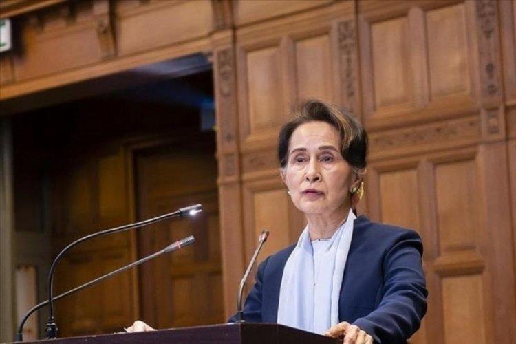 Myanmar ASEAN elçisinin Suu Çii ile görüşmesine izin vermeyecek