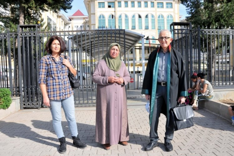 Polis memuru Sultan'ın erkek arkadaşına cinayetten 25 yıl hapis