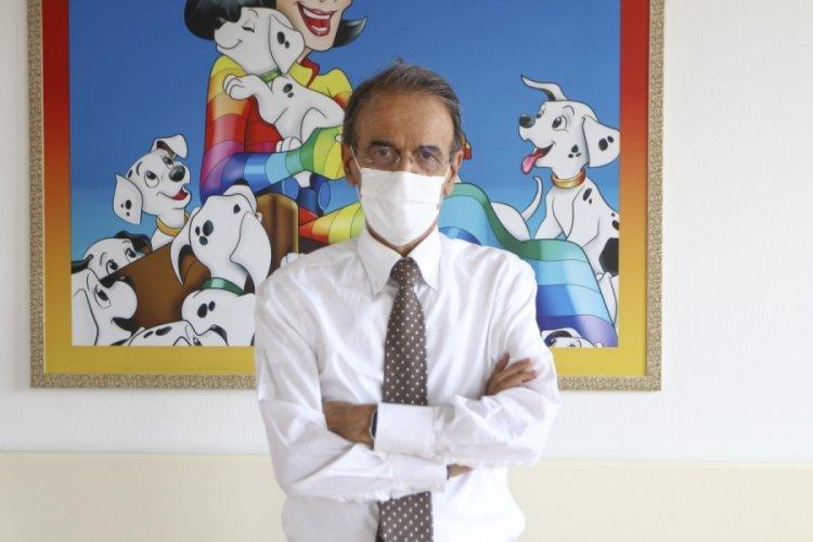 Prof. Dr. Ceyhan: Bağışıklığını kaybeden insan sayısı aşılanan sayısından fazla
