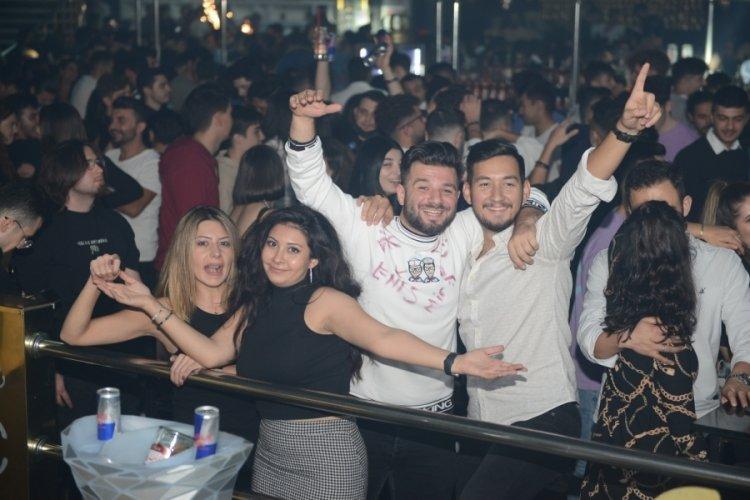 Bursa'da üniversiteye eğlenceli merhaba!