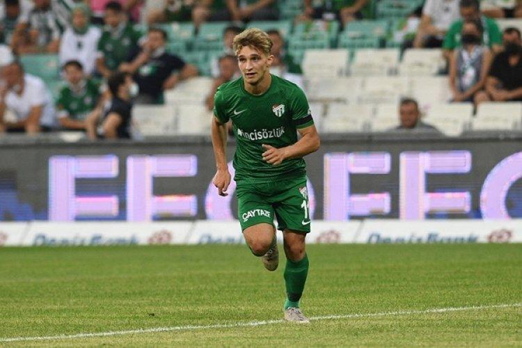 Bursaspor'dan Eren Güler ile üç yıllık anlaşma
