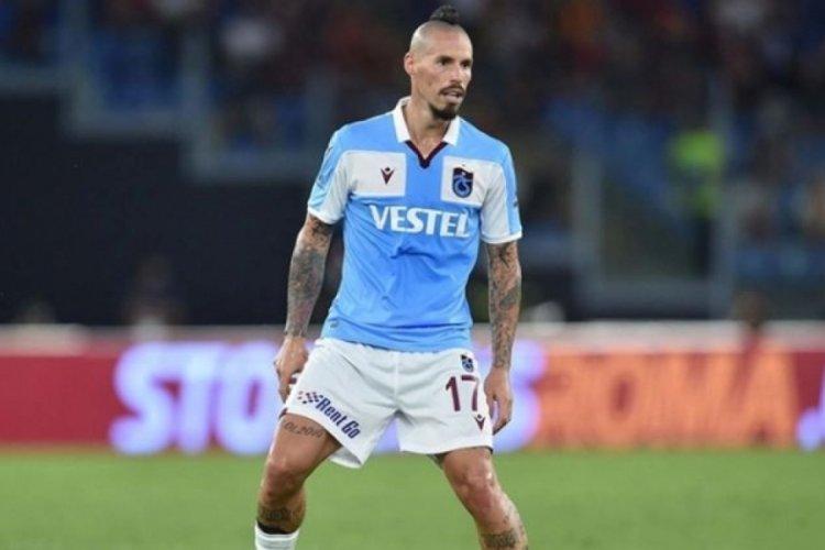 Trabzonspor'dan Marek Hamsik'in sağlık durumuyla ilgili açıklama