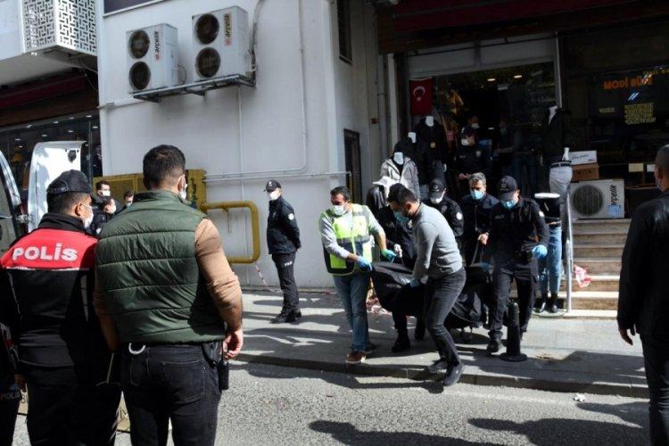 Tekirdağ'da konfeksiyoncuyu iş yerinde öldürdü, çevredekiler yakalayıp polise teslim etti