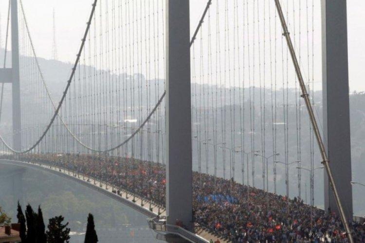 Bursa İnegöl Belediyesi İstanbul Maratonuna 150 kişi götürecek