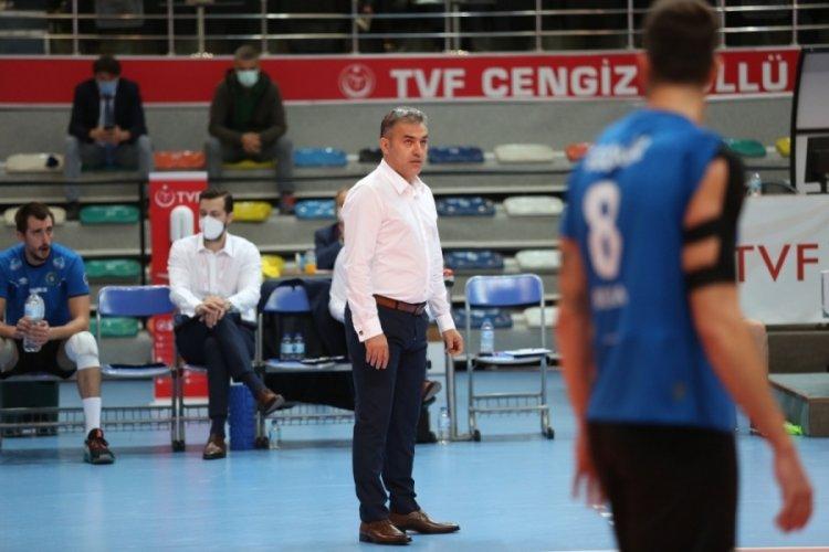 Levent Zoroğlu: Oyuncularımın performansı bizi mutlu etti