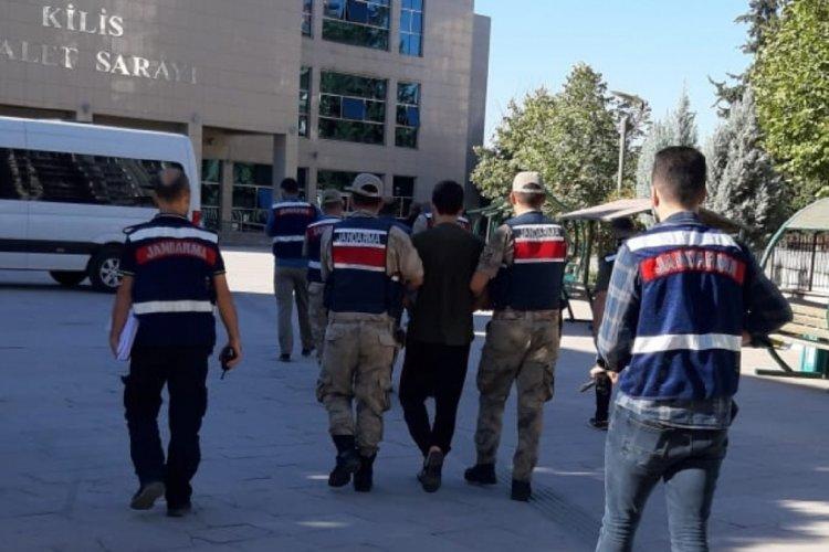 Kilis'te 2 terör örgütüüyesi yakalandı