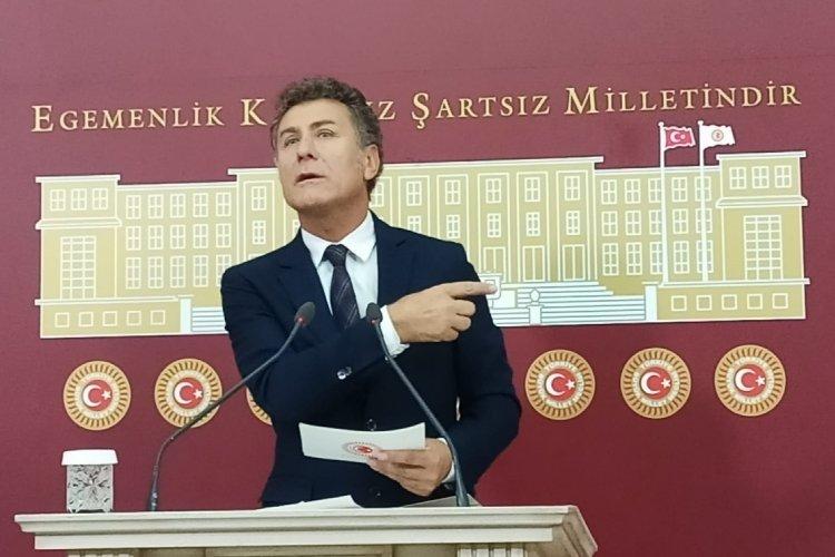 """Bursa Milletvekili Sarıbal: """"Gıda güvenliğimiz tehlikeye atılıyor"""""""