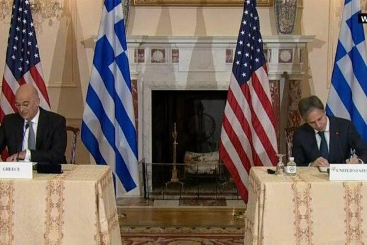 ABD ve Yunanistan savunma alanında masaya oturdu