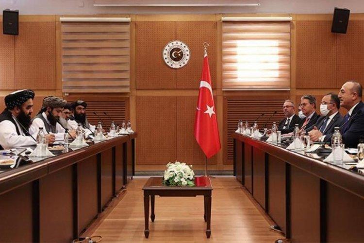 Dışişleri Bakanı Çavuşoğlu'ndan Taliban'la görüşme sonrası önemli açıklamalar