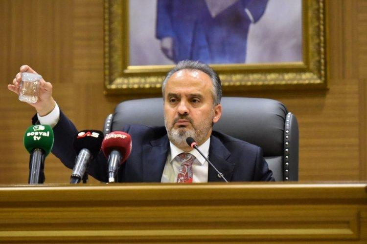 Bursa Büyükşehir Belediyesi, üniversiteliye suyu yüzde 50 indirimli verecek