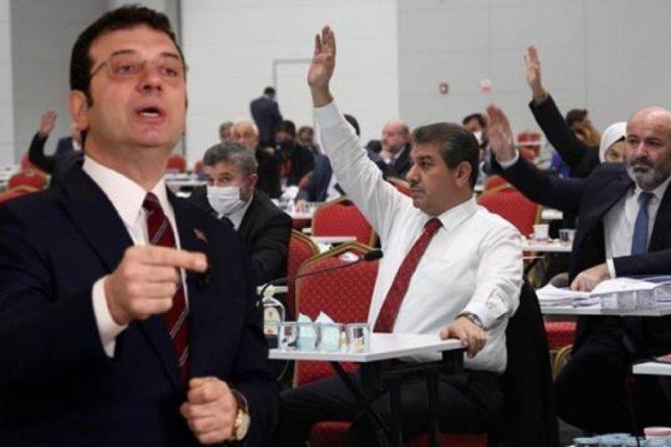 İmamoğlu'nun veto ettiği kararlar belediye meclisinden geçti