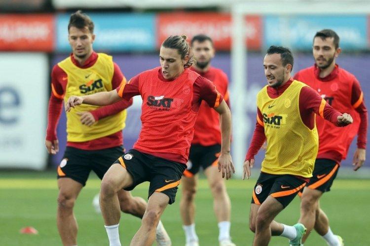 Galatasaray, Konyaspor maçı hazırlıklarına devam etti