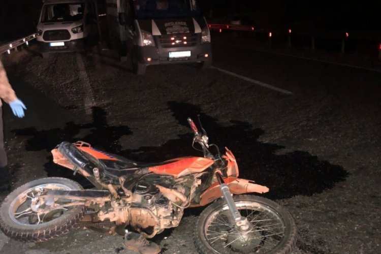 Bitlis'te ölümlü kaza
