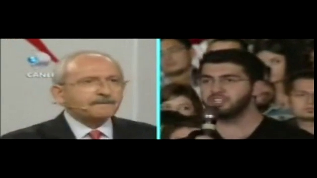 Kılıçdaroğlu`nu terleten Silivri sorusu!