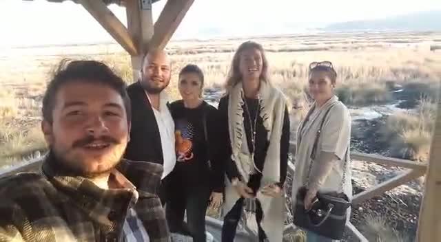 Tuğba Özay Bursa Karacabey Longozu'nda
