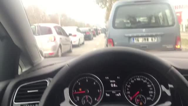 Altepe ulaşımı zamladı, Bursa'da trafik daha da kilitlendi!