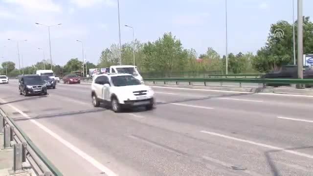 """Bursalılara önemli uyarı: """"Bir derecelik sıcaklık artışı kaza riskini yükseltiyor"""""""