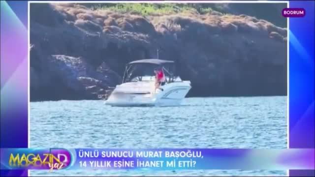 Murat Başoğlu skandalı