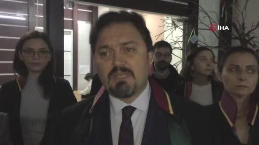 Bursa'da avukatın yanağını ısıran sanık hakim önünde